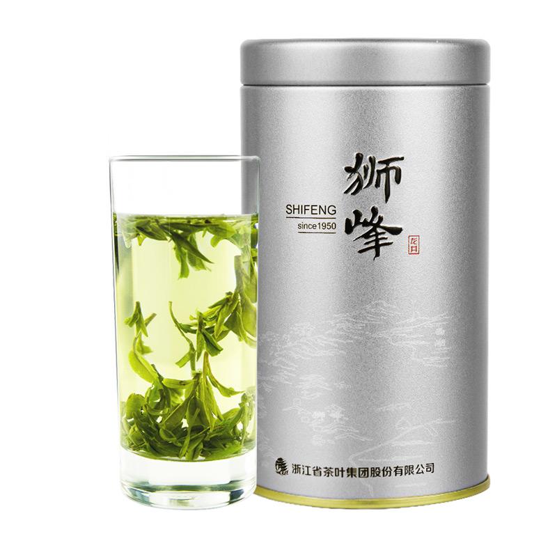 狮峰牌龙井茶叶正宗雨前浓香龙井43号春茶50g