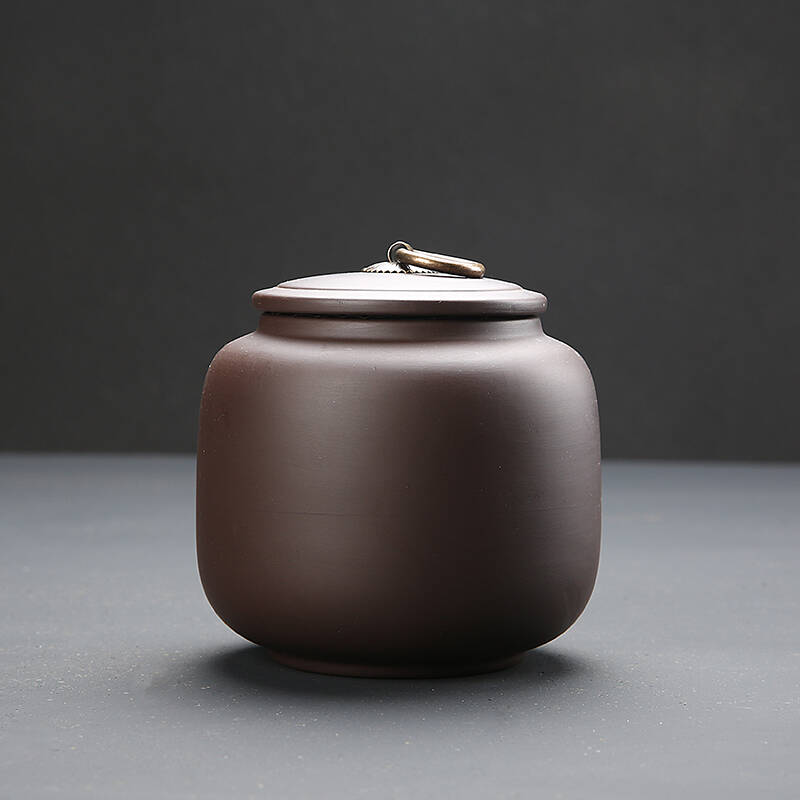 鼎器原矿紫砂功夫茶杯套装