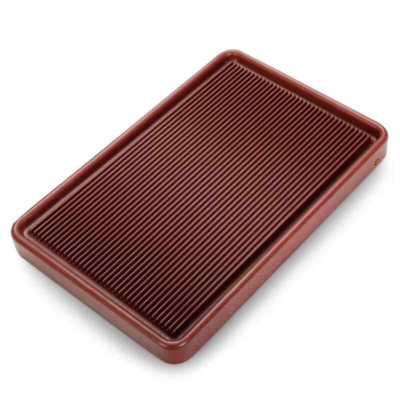 金镶玉耐用茶台排水式经典电木茶盘