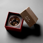 主人杯单杯男玻璃日式个人专用高档品茗杯小杯子茶具水晶功夫茶杯