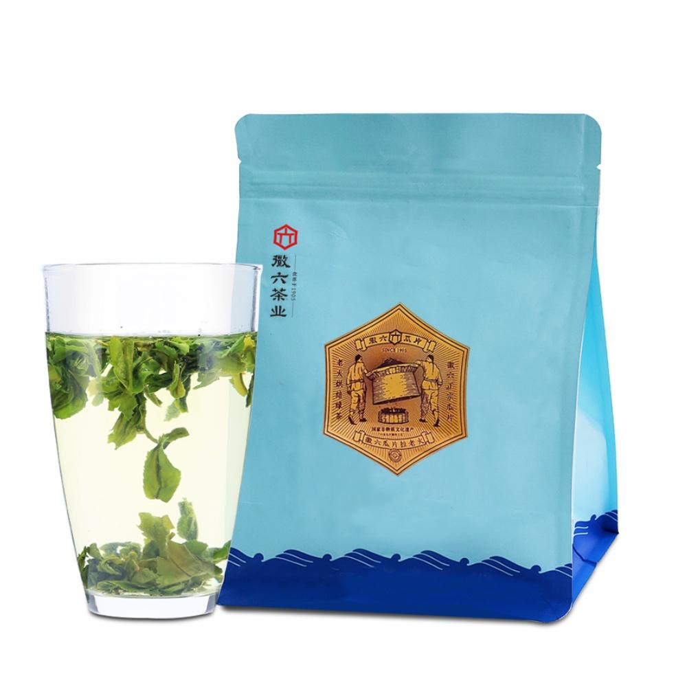 徽六茶叶六安瓜片150g春茶雨前散装安徽绿茶