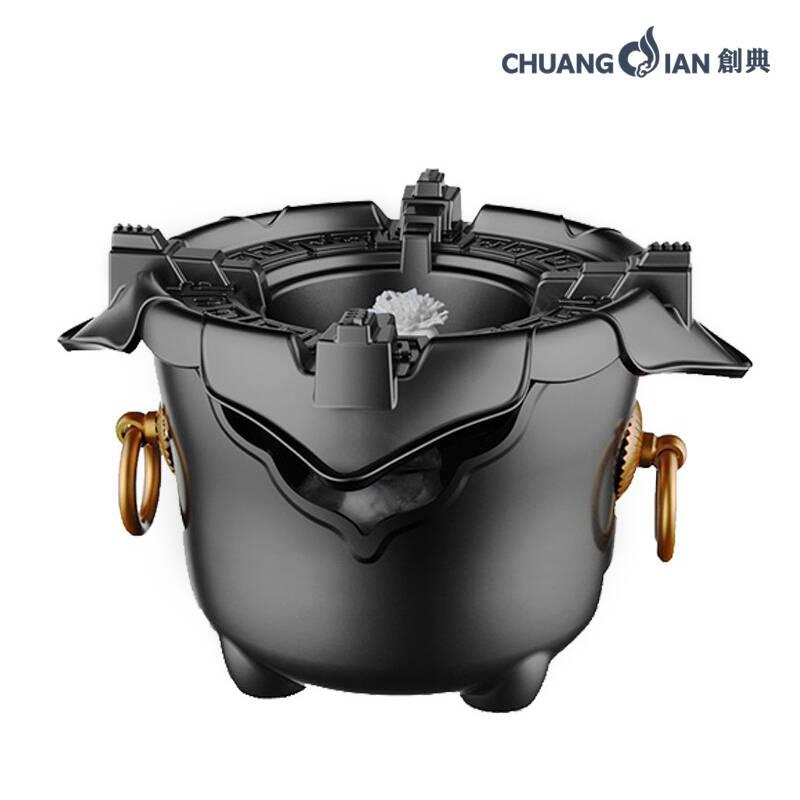 创典(CHUANGDIAN) 酒精炉加热保温家用烧茶炉户外便携煮茶炉